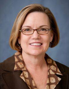 Gail Jones headshot