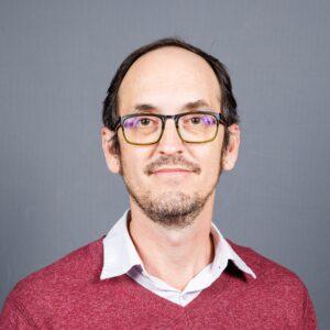 Matt Scholz headshot