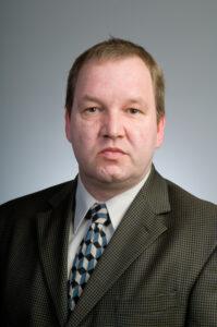 Jan Genzer headshot