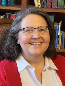 Headshot of Anna-Maria Marshall