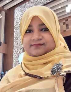 Headshot of Mumtahina Riza