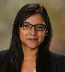 Headshot of Sandra Guzmán