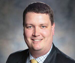Headshot of Justin Baker